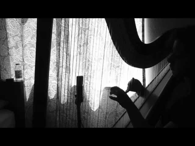 Sweater Weather by The NBHD   Harp Cover