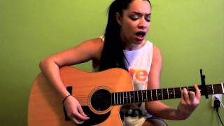 Not really sure how to feel about it, something in the way you move.stay rihanna 2013 guitar acoustic cover