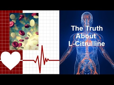 The Truth About L Citrulline