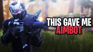 Do This If You Want To Have Aimbot in Fortnite! (Best Aim Course For PC + CONSOLE)