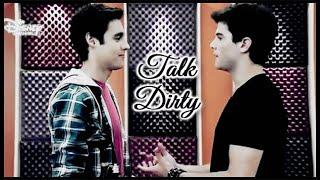 leon & diego || TALK DIRTY
