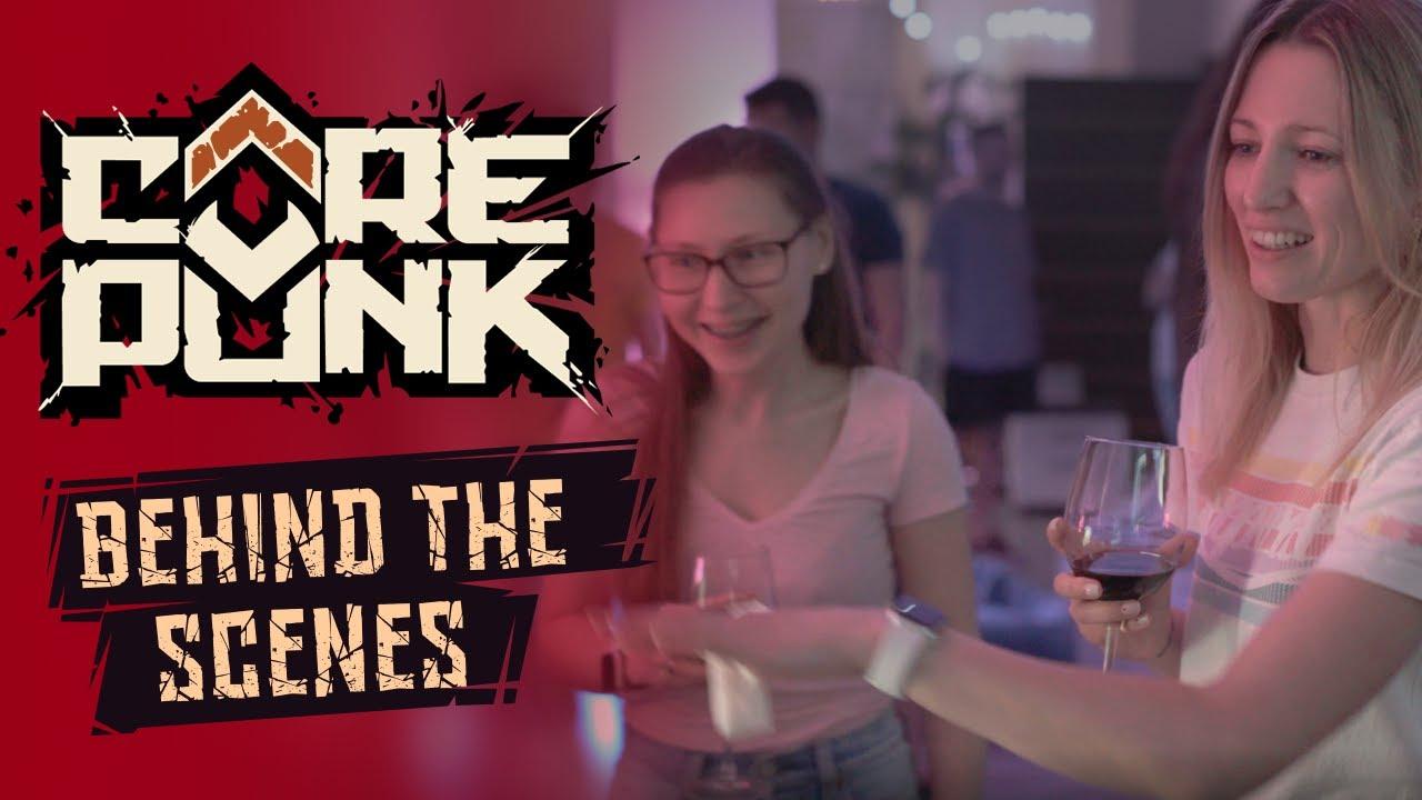 Corepunk: Behind the Scenes