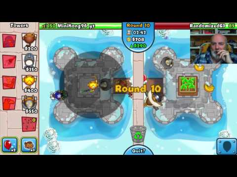 MIX :: NORMAL :: PLAY WITH FIRE :: DEFENSIVE MODE - BTD Batt