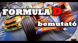 Formula D - társasjáték bemutató