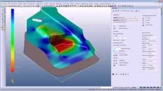 VISI Blank - Produktvideo ''Platinenermittlung von beliebigen Umformteilen''