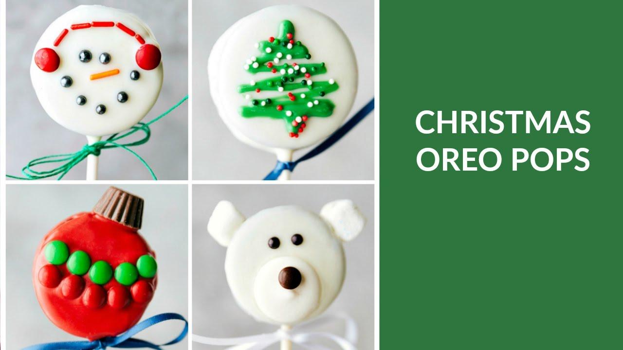 Installment 2 4 More Christmas Oreo Pops