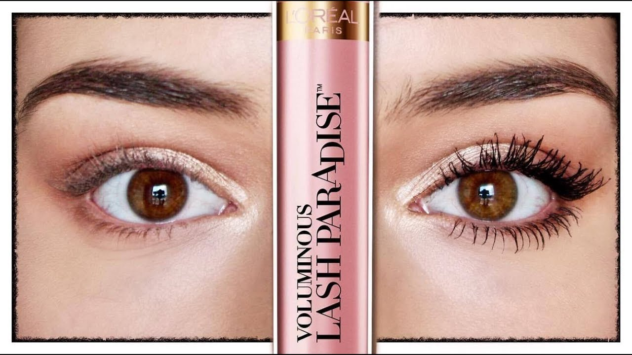 5efe6719e10 FIRST IMPRESSIONS REVIEW | L'Oréal Lash Paradise Mascara | Dejana Pasic