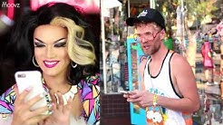 Manila Luzon, Willam & Friends Test Out the New Chat on MOOVZ