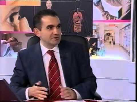 Professor Vugar Mammadov.Interview with the deputy minister of health of Azerbaijan Elsever Agayev