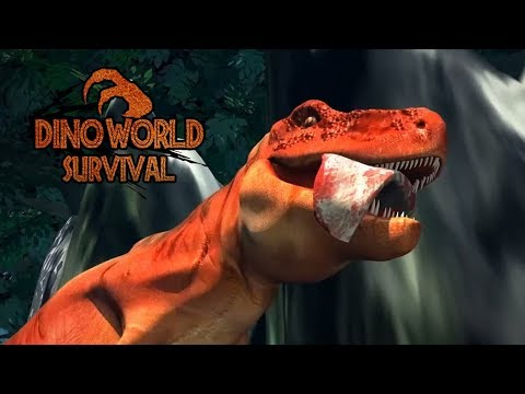 Dinosaurs world survival EP1