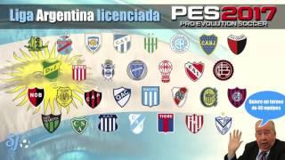 PES 2017 | Cánticos de hinchadas Argentinas | MEGA | PS3 | PS4