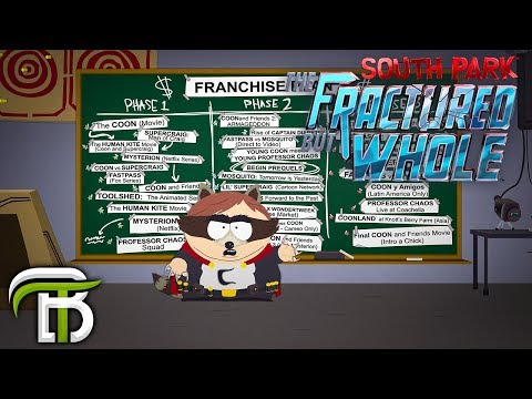 BEATING UP SIXTH GRADERS (South Park The Fractured But Whole) #2