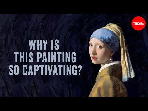 Why is Vermeer's 'Girl with the Pearl Earring' considered a masterpiece? - James Earle