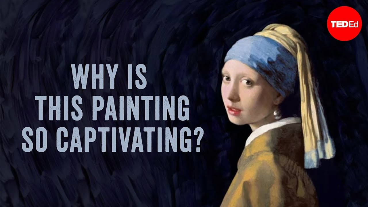 "Why is Vermeer's ""Girl with the Pearl Earring"" considered ..."