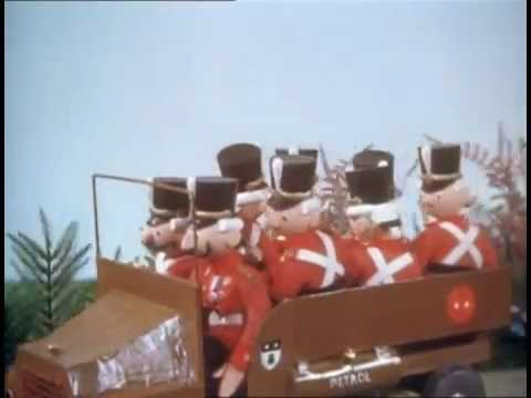 Trumptonshire Tunes: The Army Truck (Driving Along)