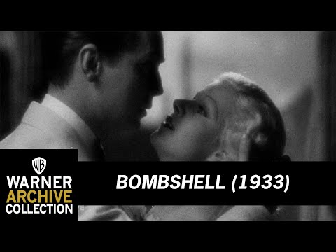 Bombshell (1933) – Your Hair Is Like A Field Of Silver Daisies