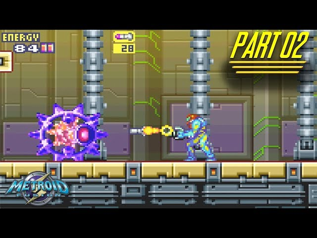 Sector 1 [SRX] - Metroid Fusion - Part 2