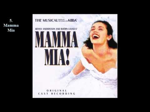 Mamma Mia! (Original Cast Recording) (1999) [Full Album]