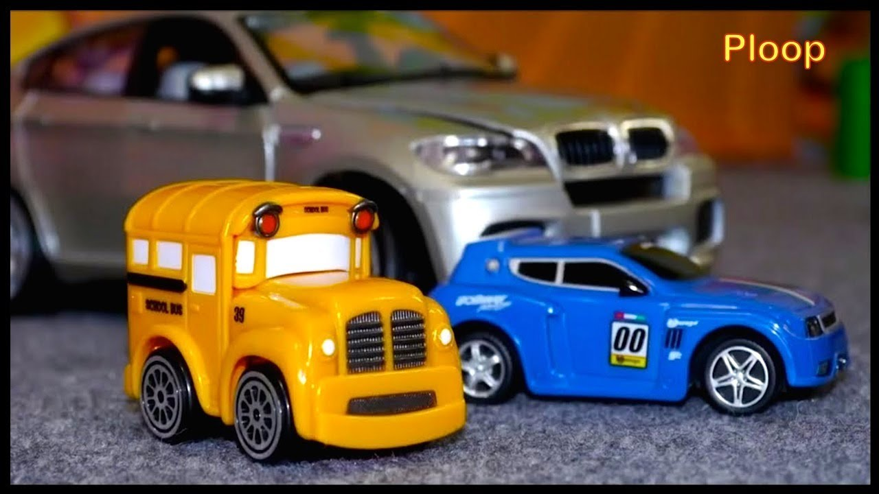 toy cars for kids bussy speedy bmw x6 bburago toy cars construction videos for kidstoy car story