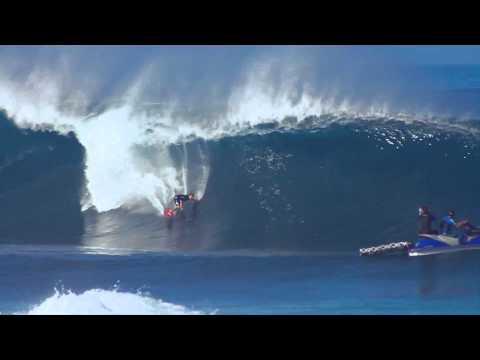 Quiksilver - Mark Healey Moments