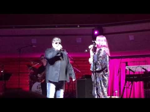 Mike Reno & Cathy Richardson - Almost Paradise (Jim Peterik's World Stage)