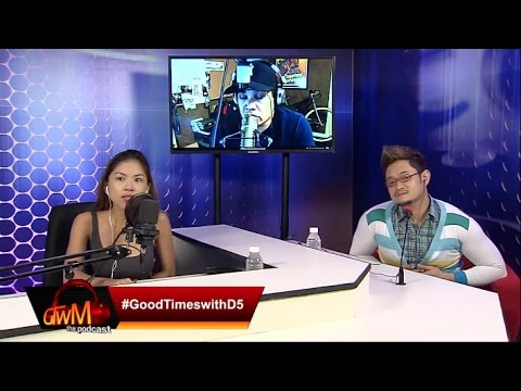 GTWM S04E30 - TV host and radio dj Mr. Fu takes the hot seat!