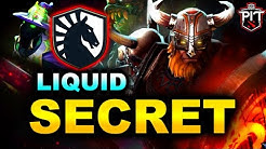 SECRET vs LIQUID - GRAND FINAL - AMD SAPPHIRE OGA Dota PIT DOTA 2