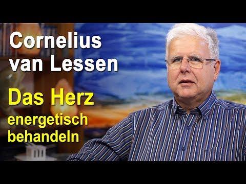 Das Herz energetisch behandeln   Cornelius van Lessen