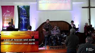 Lisbon Wesleyan Church Livestream - 2/14/21