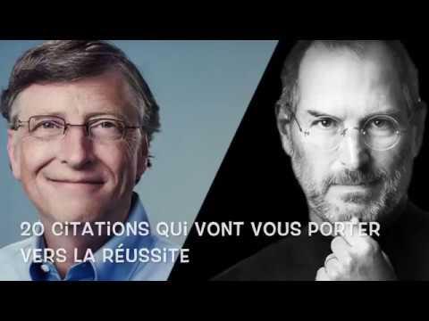 20 Citations Qui Vont Vous Porter Vers La Réussite