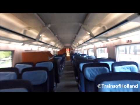 Complete walk through of an ICE 1-Serie train