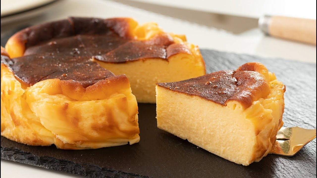 Baked Cheese Cake|HidaMari Cooking