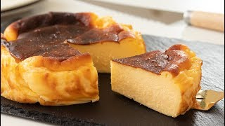 Baked Cheese Cake|HidaMari Cooking