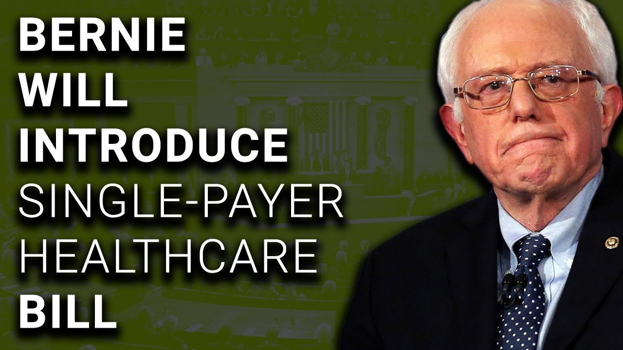 Image result for america single payer health care bernie sanders