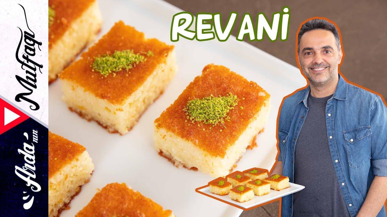 Revani I Arda'nın Mutfağı