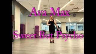 Ava Max - Sweet But Psycho (Dance Fitness Warm up)