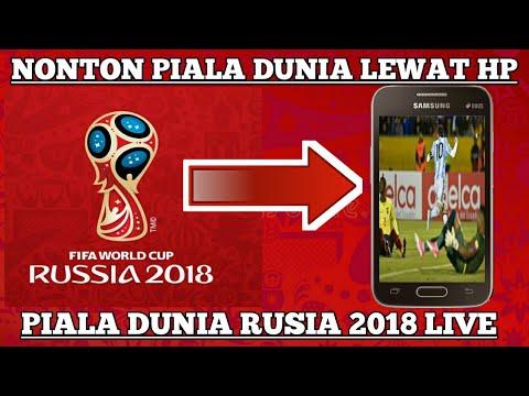 Nonton Piala Dunia Live Di Hp Android Dengan Mudah Youtube