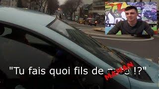 ROAD RAGE & COURSE POURSUITE - TUKONÈLÉBAÏ - MOTO NANTES FACE CAM