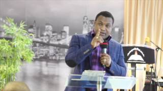 The Person of the Holy Spirit - Apostle Justice Kwawu