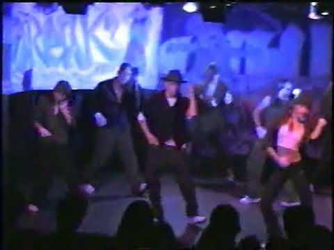 GANG OF DANCE 2001 PARTE 2
