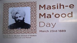 VA Celebrates Masih e Ma'ood Day