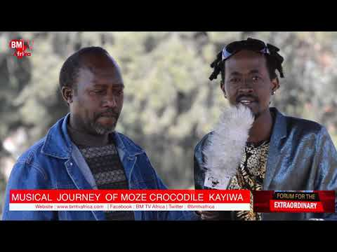Forum 4 Extraordinary : Musical Journey Of Moze Crocodile with Benson Katundu Part One