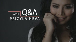 Download Video Q&A With PRICYLA NEVA | Miss POPULAR Indonesia Paling HOT MP3 3GP MP4