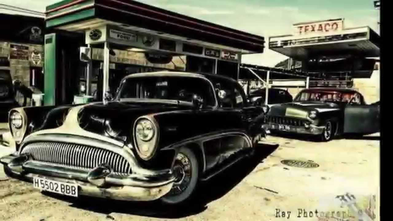 Rockabilly Music Hot Rod Cars Youtube