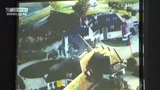 Repeat youtube video Kim Dotcom raid video revealed