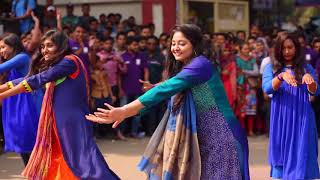 Flash mob of marketing 8th batch || Jagannath University ||