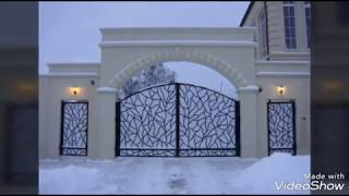 Top 200 Modern gates design ideas catalogue 2019