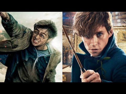 Thumbnail: FANTASTIC BEASTS Connections to Harry Potter + Sequel Clues
