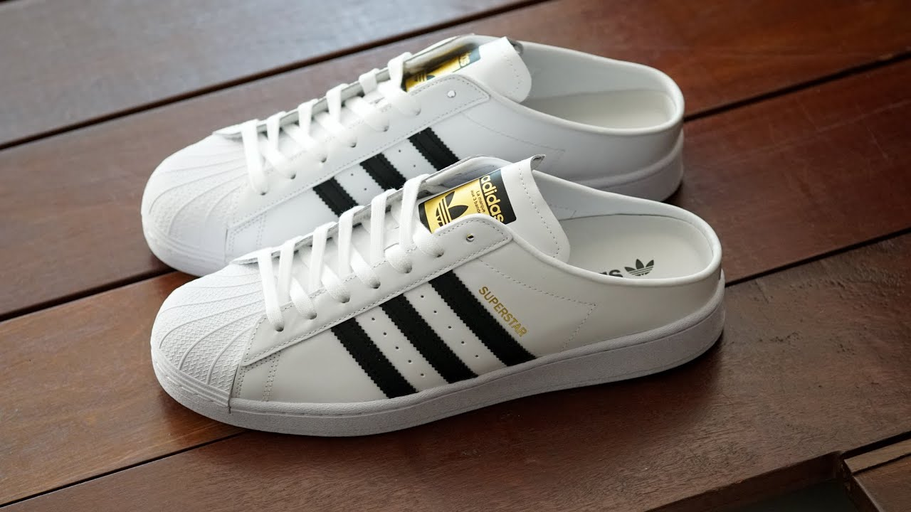 Adidas Superstar Slip-on Mule Shoes 2020 Review