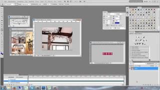 Как убрать индексированные цвета в фотошопе